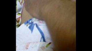 Banti Bhabhi fingered by her husband's boss