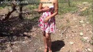Desi Vidhya Bhabhi Sexy Boobs Strip Show To Hubby In Forest(hd) – XVIDEOS.COM