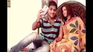 Devar And Bhabhi Hot Selfie