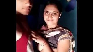 Devar sucks Bhabhi Boobs Nikita