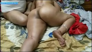 Full body massage of my Busty Adorable Desi wife