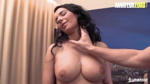 LaCochonne – Sophia Laure Voluptuous French Brunette Fucked Hard In Her Tight Ass By Big Cock