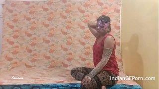 Mast Indian Bhabhi From Lucknow Enjoying Hot Sex With Her Devar