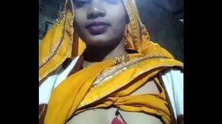 My Bhabhi Showing Her Beautiful Boobs