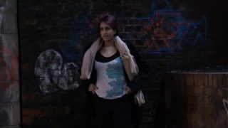 Shy teen flashing indian babe Zarina Masoud